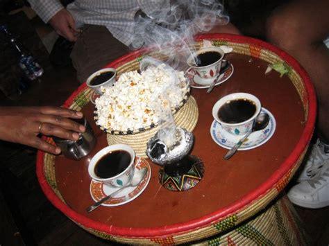 coffee traditions ethiopian coffee ceremony  eats