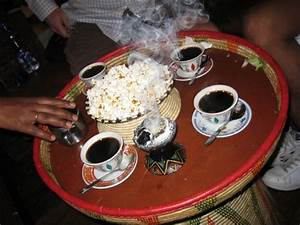Coffee Traditions  Ethiopian Coffee Ceremony