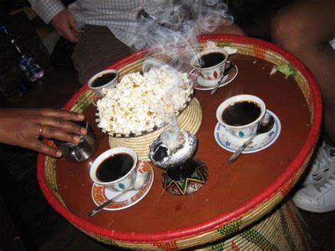 Coffee Traditions: Ethiopian Coffee Ceremony   Serious Eats