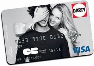 Carte Fidélité Darty : nouvelle carte darty visa m nafinance le cr dit embarqu ~ Melissatoandfro.com Idées de Décoration