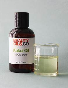 Kukui Oil A Natural Way To Style Hair And Nourish The