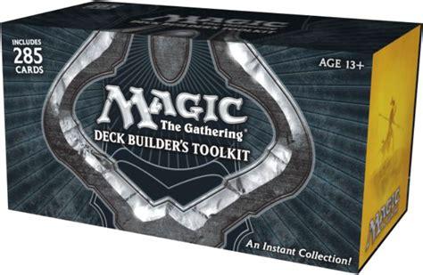 magic the gathering deck builder toolkit magic the gathering deck builder s toolkit 2012 rocky