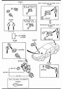 Mazda Mazda 6 Coil  Antenna - Immobilizer