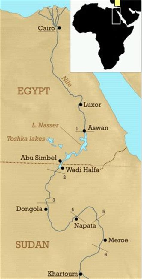 mainstream research   nile valley peoples