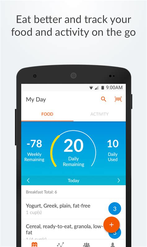 weight watchers mobile app for android weight watchers mobile android apps on play