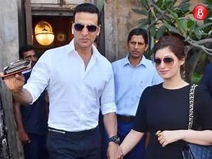 Watch: Akshay Kumar enjoys a lunch date with wife Twinkle ...
