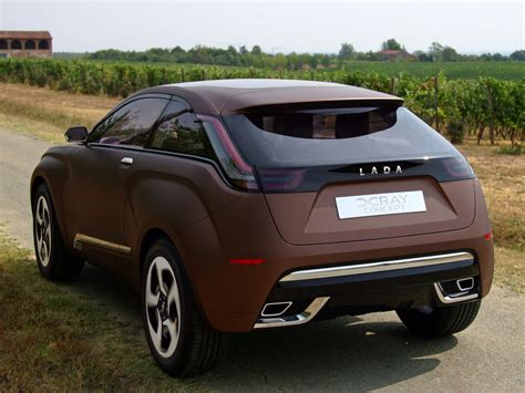 2018 Lada Xray Concept Picture 470527 Car Review Top