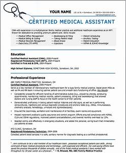 get these new medical assistant templates resume templates With how to do a medical assistant resume