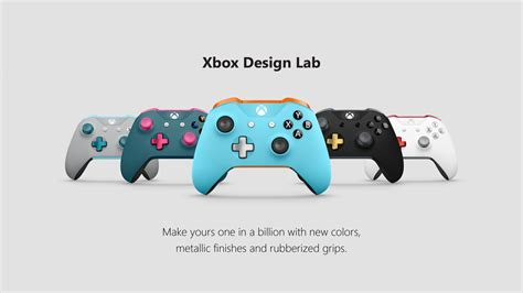 design your own xbox one controller xbox design lab expands to europe adds more customization