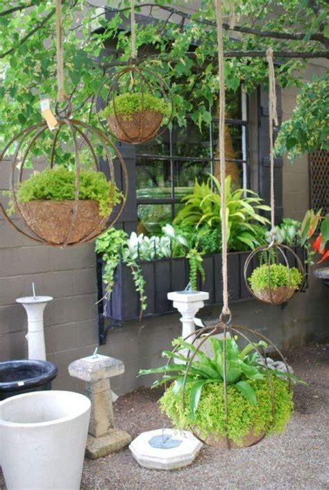 21 Most Attractive DIY Hanging Garden Ideas To Break The