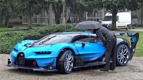 This is a list of vehicles produced by bugatti (under ettore bugatti), bugatti automobili s.p.a. Bugatti's Most Extreme Car, The Buggati Vision GT