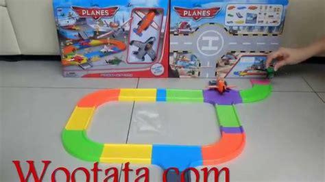 jual mainan track pesawat anak laki laki 2 tahun planes termurah