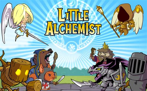 Little Alchemist  Android Apps On Google Play