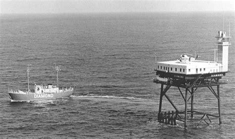 diamond shoals lighthouse north carolina