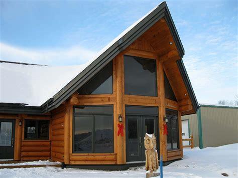 chalet et maison en bois galerie de photos de chalets et maisons en bois ronds prestige bois rond