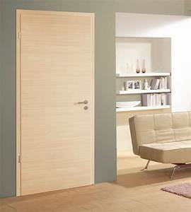 portes d39interieur portes en bois modele horizon With porte accordeon bois interieur