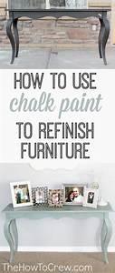 Kalkfarbe Für Möbel : como usar chalk paint pintar mobles pinterest ~ Michelbontemps.com Haus und Dekorationen