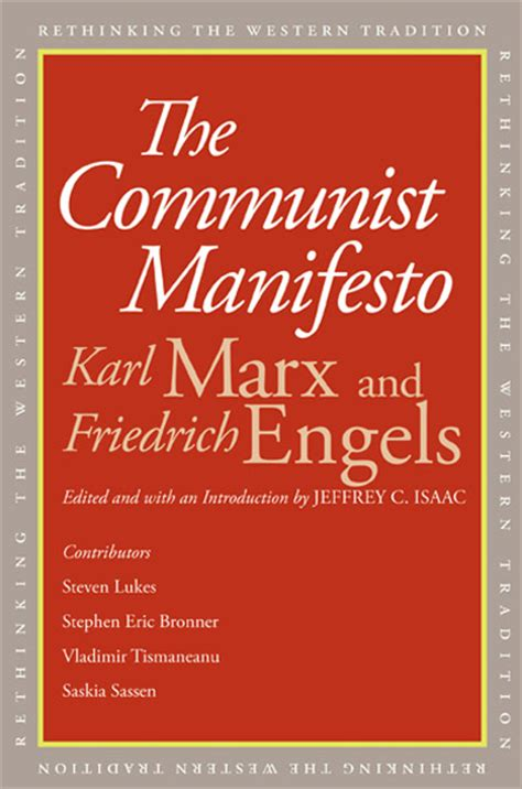 The Communist Manifesto by Karl Marx - Yale University Press
