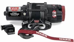Warn Provantage Winch U20132500  3500 And 4500lb  Wire Or