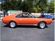 1968 AMC AMX 390 4 speed classic muscle car for sale AMC