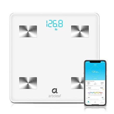 Bathroom Scale Android App by Arboleaf Digital Scale Smart Scale Wireless Bathroom