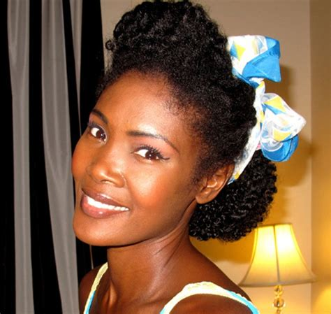 Natural Hairstyles 15 Cute Natural Hairstyles For Black Women