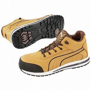 Chaussures De Securite Puma : chaussures de s curit dash wheat mid puma bricozor ~ Melissatoandfro.com Idées de Décoration