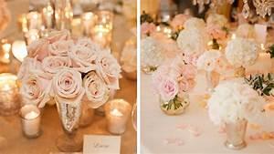 50 idees deco pour un mariage romantique diaporama photo With déco chambre bébé pas cher avec bouquet de fleur cadeau