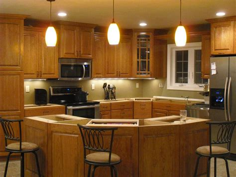 Beautiful Stylish Pendant Lights Over Kitchen Island For Fireplace Conversion Wood To Gas How Light A With Key Propane Safety French Stone Cost Rutland Desa International Installation Nj