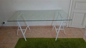 Ikea Bureau Verre : bureau ikea occasion offres septembre clasf ~ Melissatoandfro.com Idées de Décoration