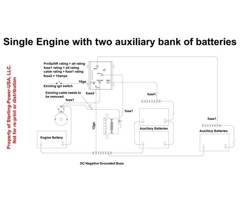 Wiring Diagrams Literature For Pro Charge Ultra Marine