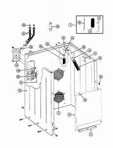 Maytag La7800 Washer Parts