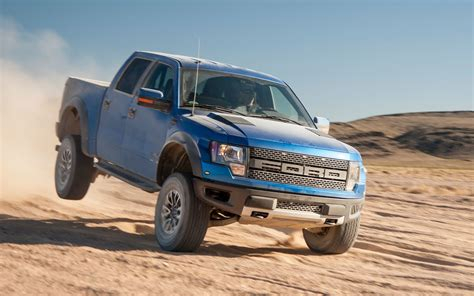 2012 Ford F-150 Svt Raptor Supercrew First Test