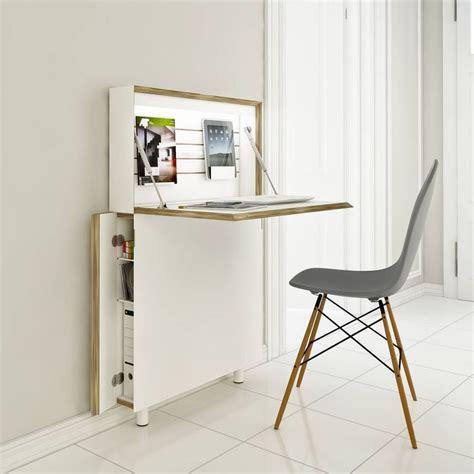 ikea bureau mike las 25 mejores ideas sobre escritorio oculto en