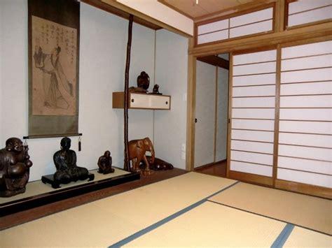 chambre japonaise traditionnelle intérieur japonais