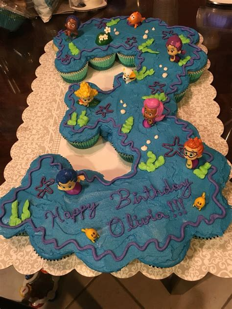 best 25 guppies cupcakes ideas on guppies birthday guppies