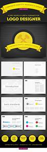 Corporate Identity Manuals And Guides Template By Afahmy