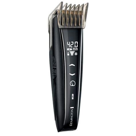 remington hc cordcordless touch control hair clipper trimmer