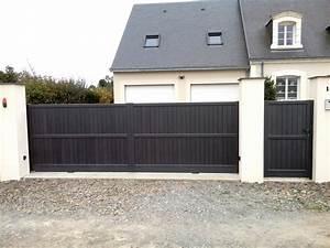 Portail De Maison : actiferm habitat cetal ~ Premium-room.com Idées de Décoration