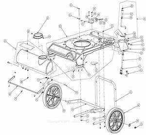 Billy Goat Mv650sph Parts Diagram For Nozzle Assembly