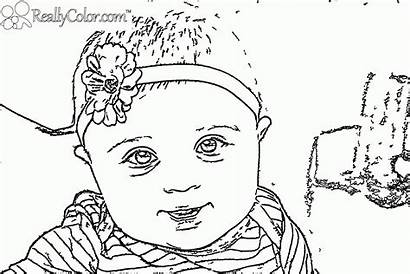 Coloring Pages Printable Outline Newborn Boss Babies