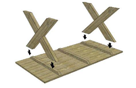 hoe maak ik een tafel steigerhout hoe maak je een tafel steigerhout stap voor stap
