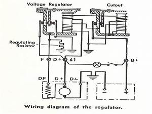 12 Volt Generator Voltage Regulator Wiring