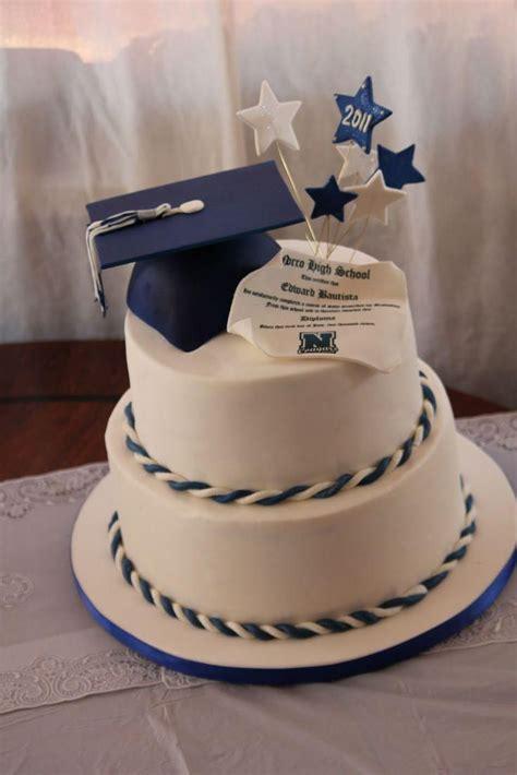 las 25 mejores ideas sobre tortas para graduacion en