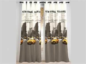 Décoration New York Chambre : decoration new york chambre pas cher ~ Melissatoandfro.com Idées de Décoration