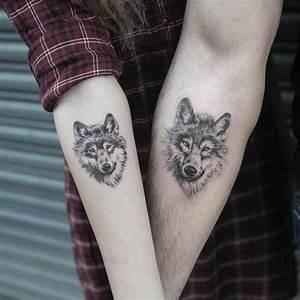 Loup Tatouage Signification : les 303 meilleures images du tableau tatouage femme women tattoo sur pinterest ~ Dallasstarsshop.com Idées de Décoration