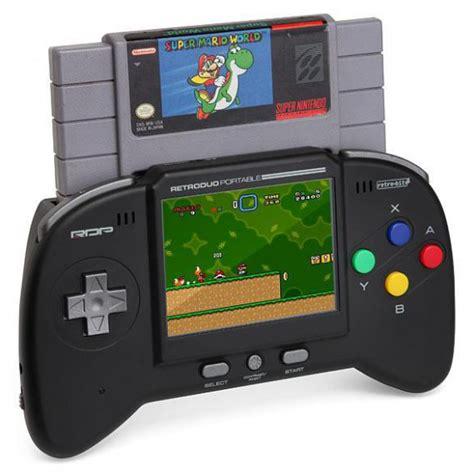 Super Nesnes Console Portable Rétro
