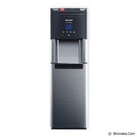Harga Dispenser Merk Sharp jual sharp stand water dispenser swd 75ehl sl bhinneka