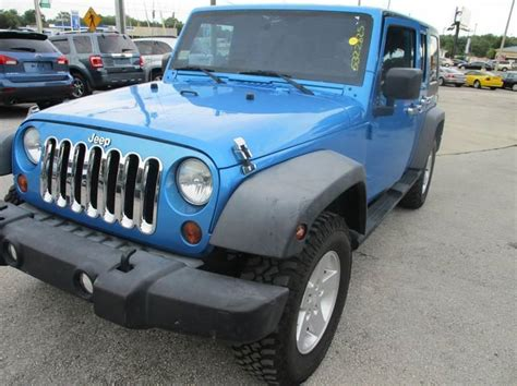 Jeep Wrangler Unlimited For Sale In Orlando, Fl