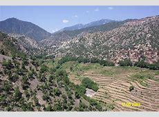 Korengal Valley Minecraft Project